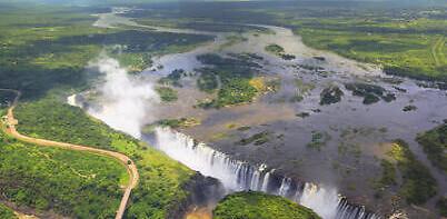 Victoria Falls Istock