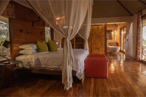 Room at Sayari Camp