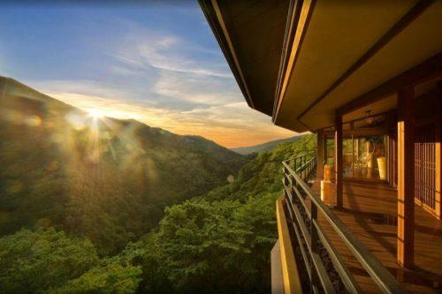 Hakone GH View