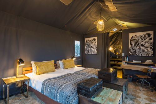 Linyanti Camp Room