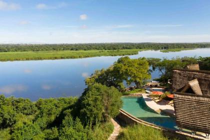 Nile safari