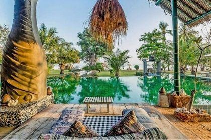Tugu Hotel Pool