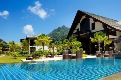 H Resort Pool