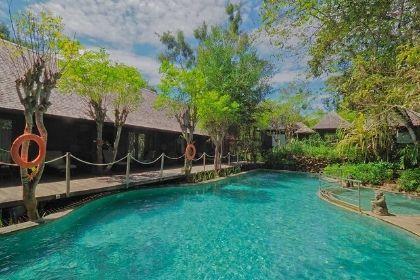 The Menjangan Pool