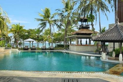 Candi Beach Resort Pool