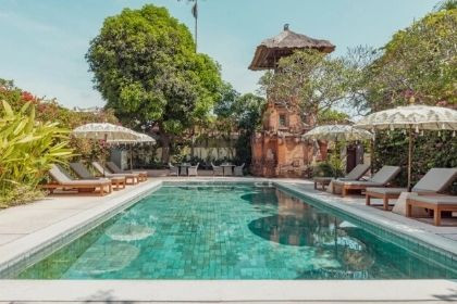 Pavilions Sanur Pool