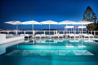 Grace Mykonos Pool
