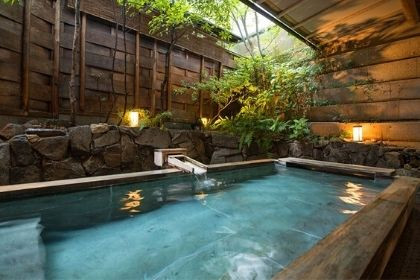 Grand Arimoto Outdoor Bath