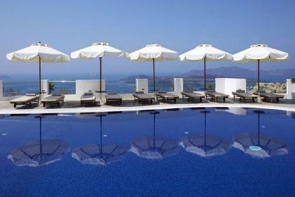 Volcano View Hotel Pool