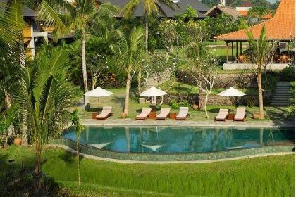 Alaya Resort Ubud Pool