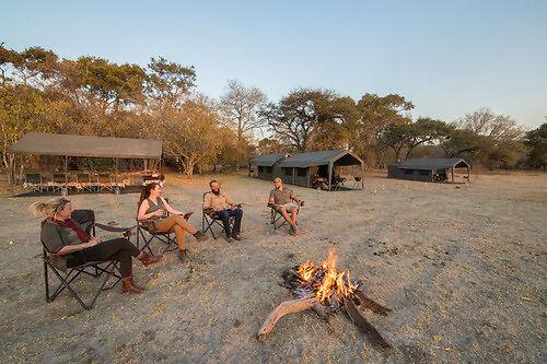 Camp - Letaka Safaris