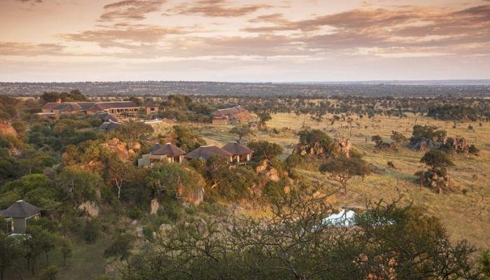 Four Seasons Lodge, Tanzania