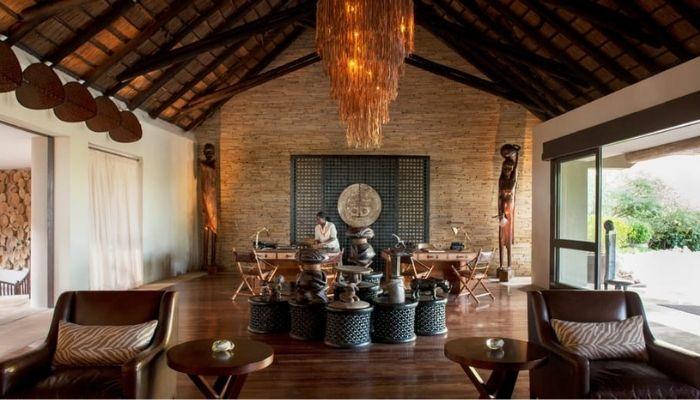 Four Seasons Serengeti Lodge, Tanzania