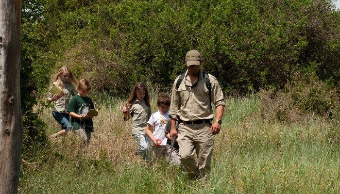 Kwandwe Walking Safari