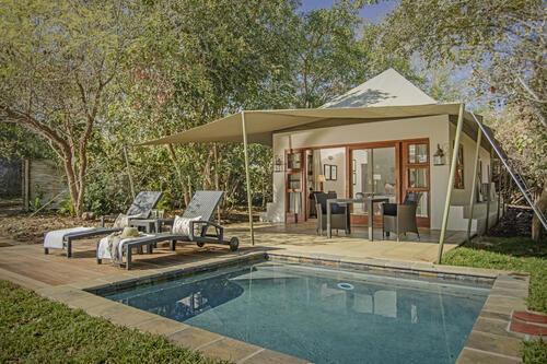 Luxury suite - Savanna Lodge
