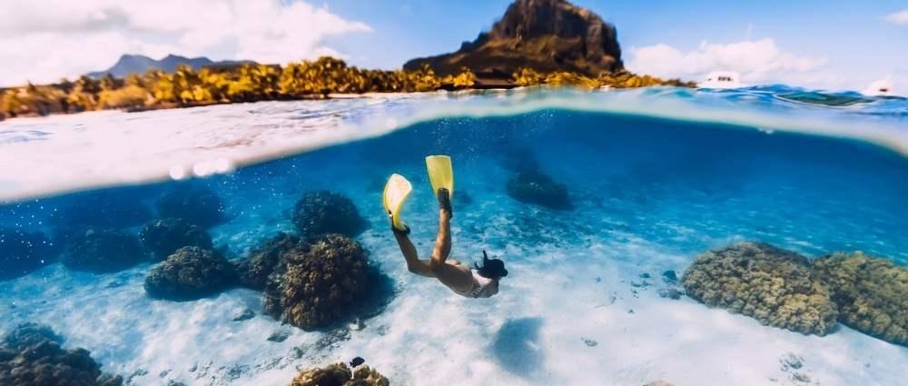 Mauritius - Snorkelling
