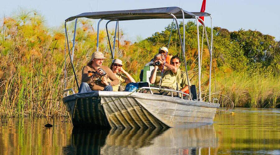 boating Safari - Credit Xugana