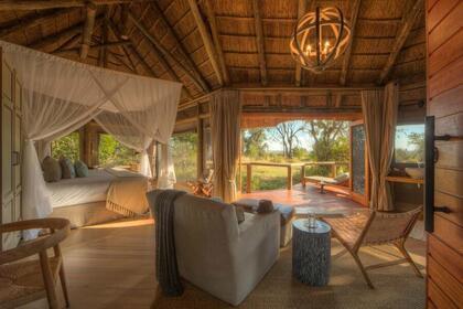 Camp Moremi Room