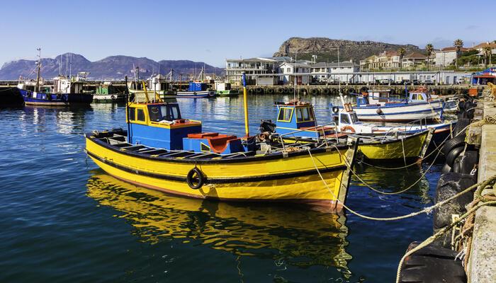 Kalk Bay, Cape Town