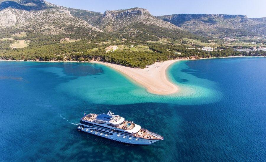 MV Desire Ship Croatia