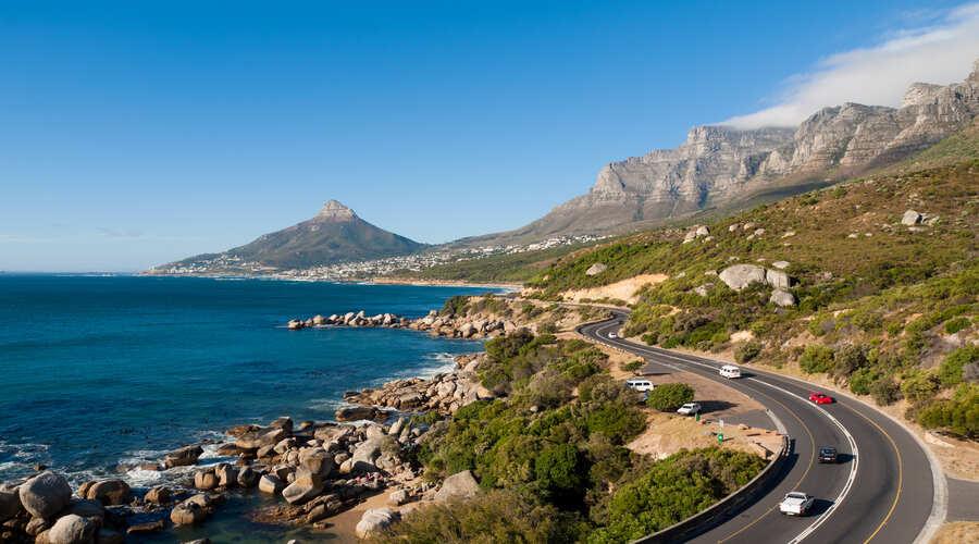 Road Cape Town