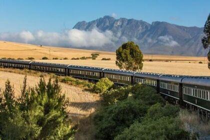 Rovos Train mountains