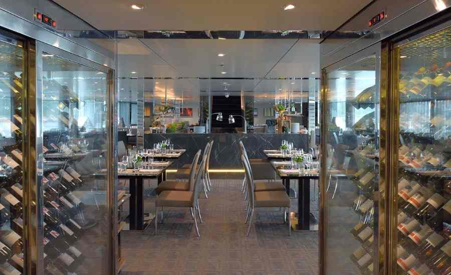 Scenic Azure Crystal Dining 2
