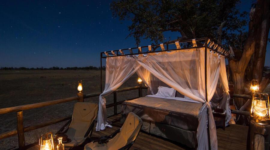 Sleep Out Kanana Camp