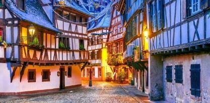 Strasburg Christmas Markets