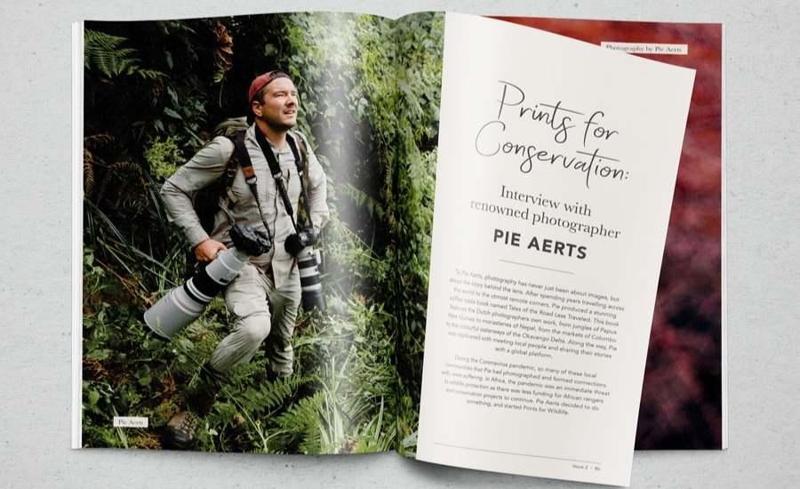 UTC magazine - Pie Aerts Interview