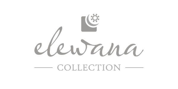 Elewana logo grayscale