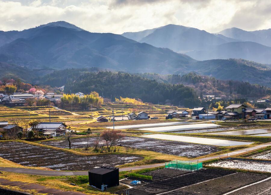Kiso Valley, Japanese Alps