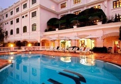 Hotel Saigon Morin Pool