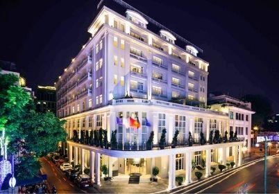 Hotel de l'Opera Outside