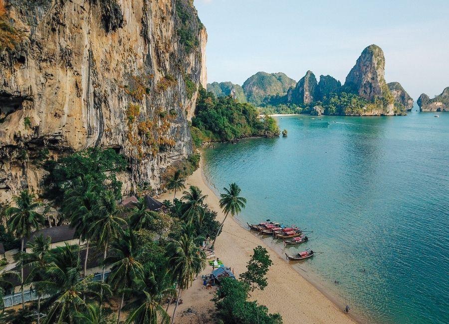 Railay Bay, Krabi, Thailand