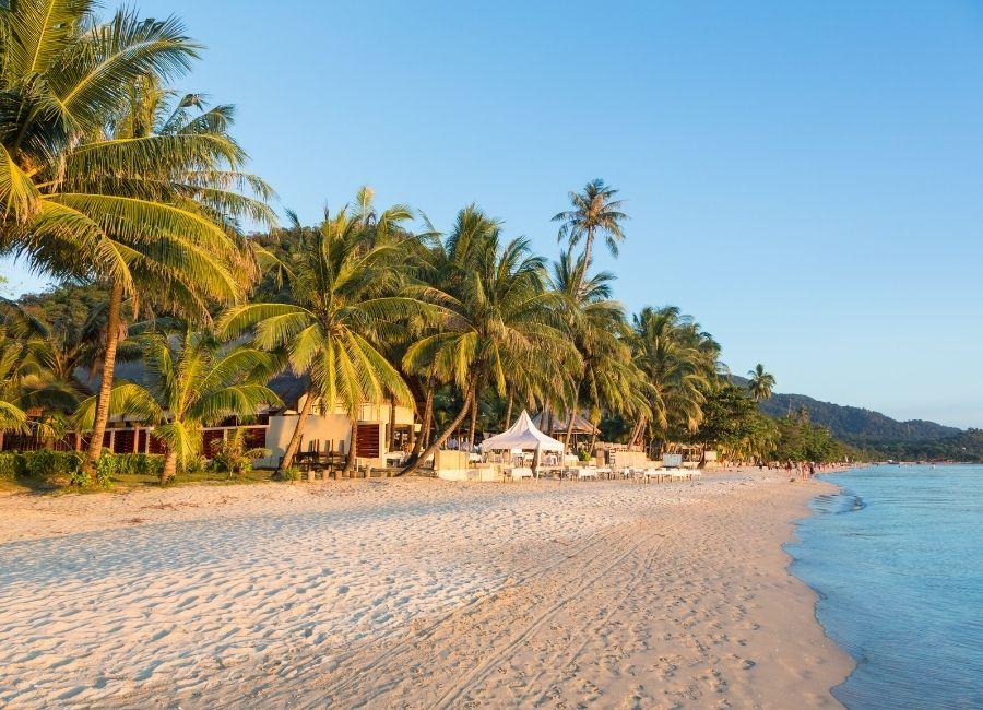 Eastern Gulf islands (Koh Chang), Thailand