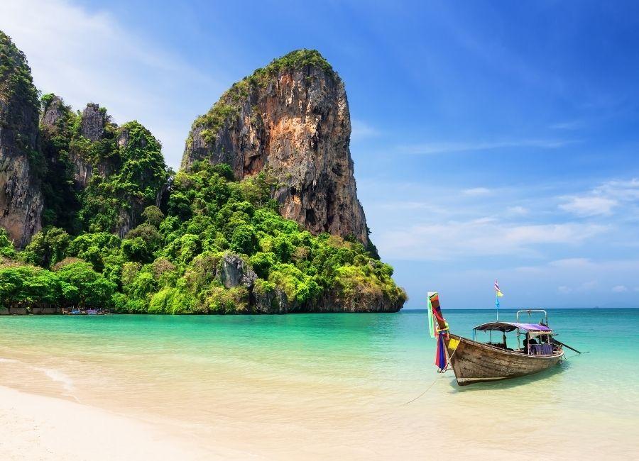 Krabi & Andaman Islands, Thailand