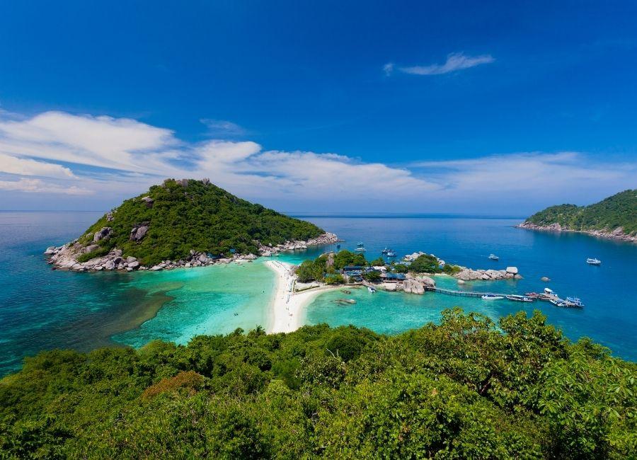 Western Gulf Islands (Koh Tao), Thailand