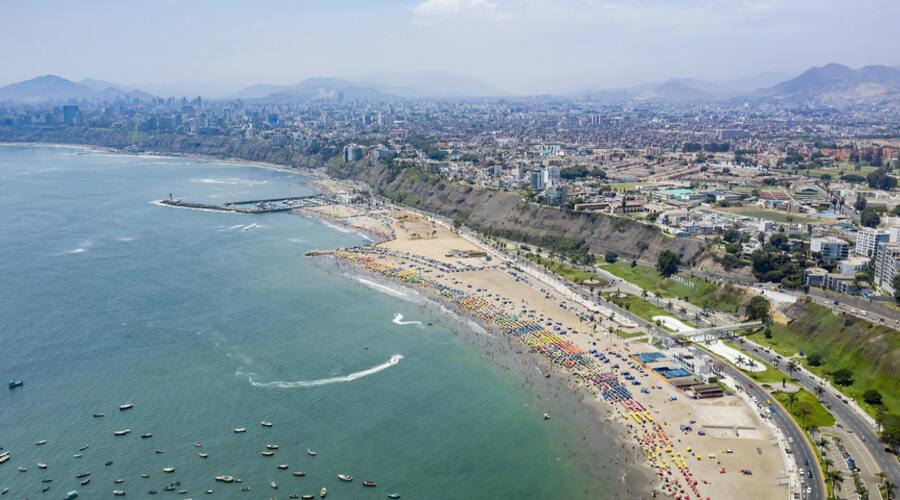 Beach Lima
