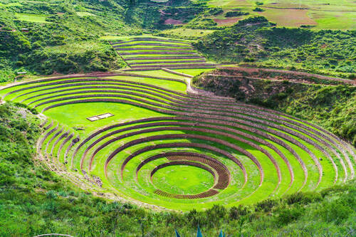 Moray - Peru