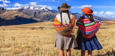 Peru Kids Mountain