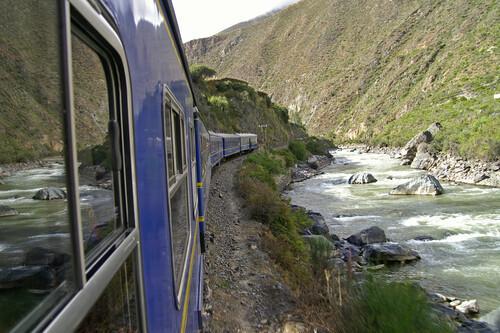 Train to Machu Pcichu