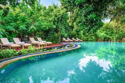 Uga Jungle Beach Pool