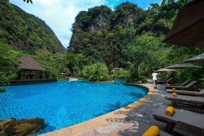 Banjaran Hotsprings Retreat Pool