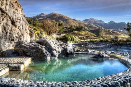 Colca Lodge Thermal Pool