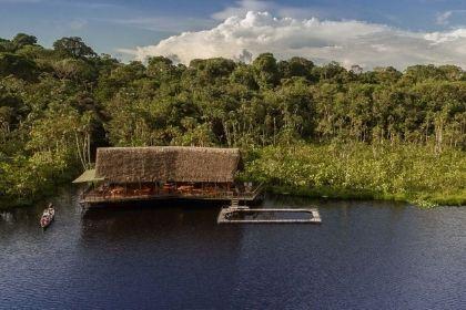Sacha Lodge View