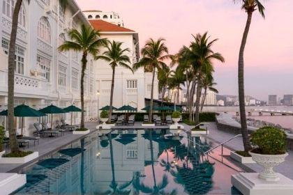 Eastern & Oriental Penang Pool