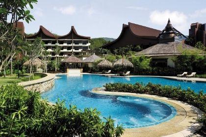 Shangri-La Rasa Sayang Penang Pool