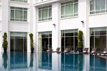 Majestic Hotel Pool
