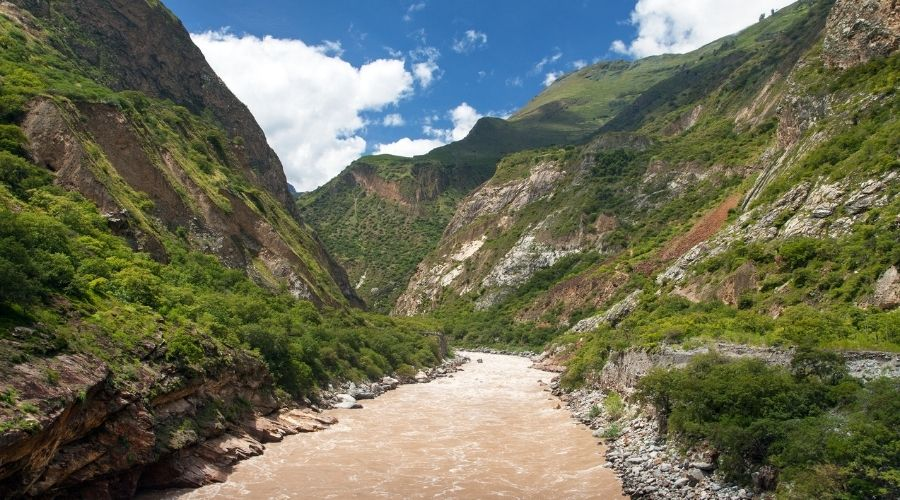 Apurimac River, Peru